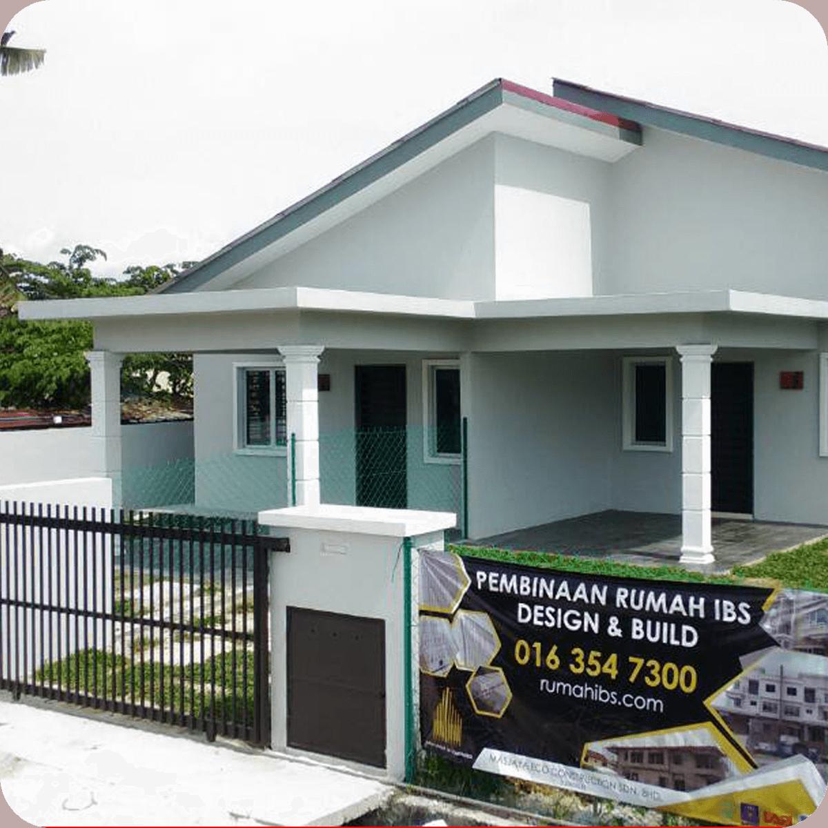 Rumah IBS | Kontraktor Bina Rumah IBS (LPPSA, KWSP & Tunai) 12