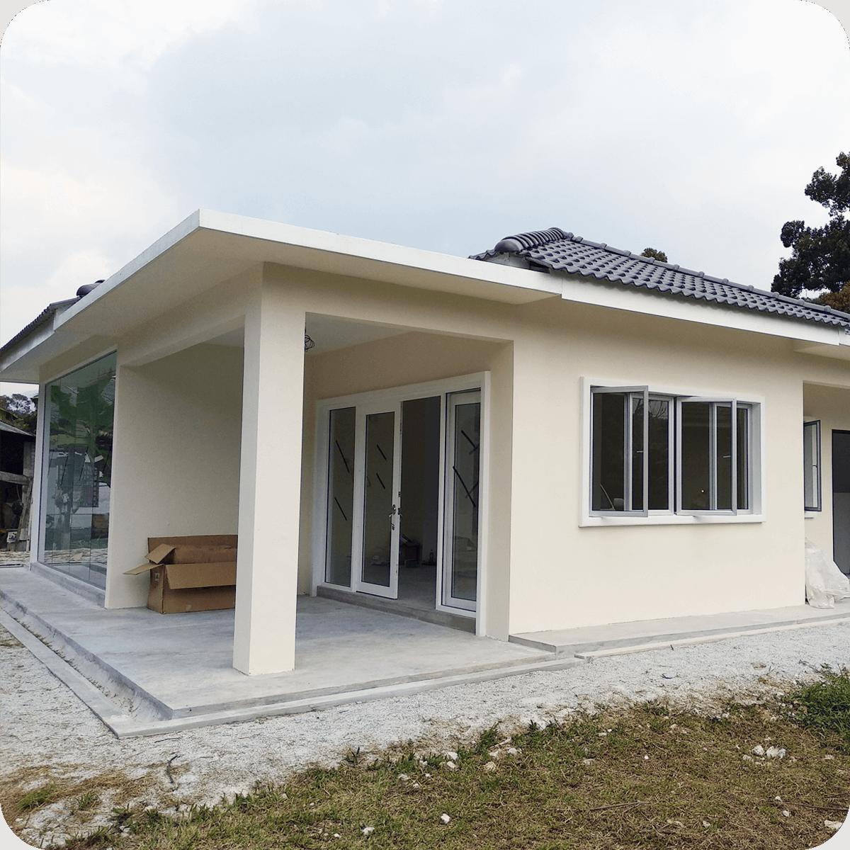 Rumah IBS | Kontraktor Bina Rumah IBS (LPPSA, KWSP & Tunai) 16